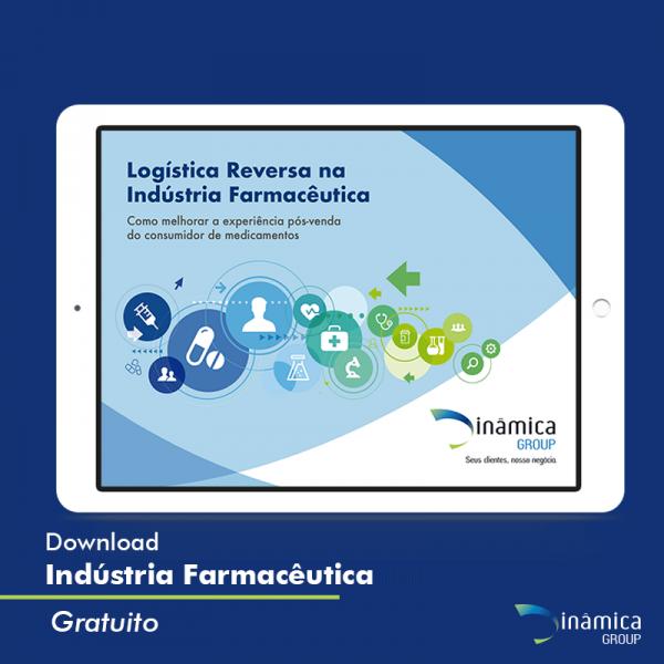 E-Book: Logística Reversa na Indústria Farmacêutica