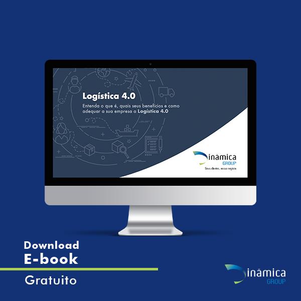 E-book Logística 4.0
